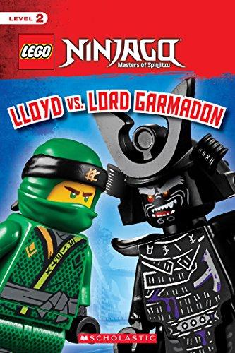 Lego Ninjago Lloyd marca