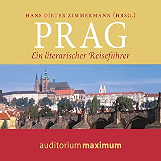 Prag: Ein literarischer Reiseführer Titelbild