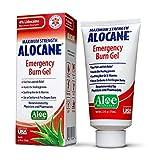 Alocane Emergency Burn Gel - 2.5 oz, Pack of 4