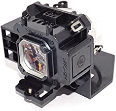 Emazne NP07LP/4330B001/60002447 Projector Replacement Compatible Lamp With Housing Work For NEC NP300 NEC NP400 NEC NP400G...
