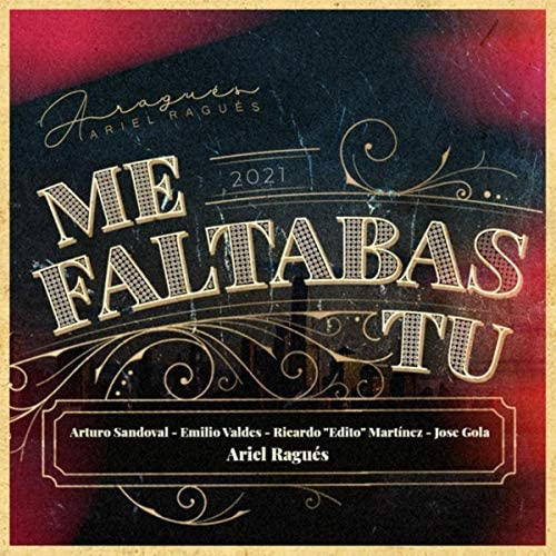 Ariel Ragues feat. アルトゥーロ・サンドヴァル, Jose Gola, Ricardo Eddy Martinez & Emilio Valdes