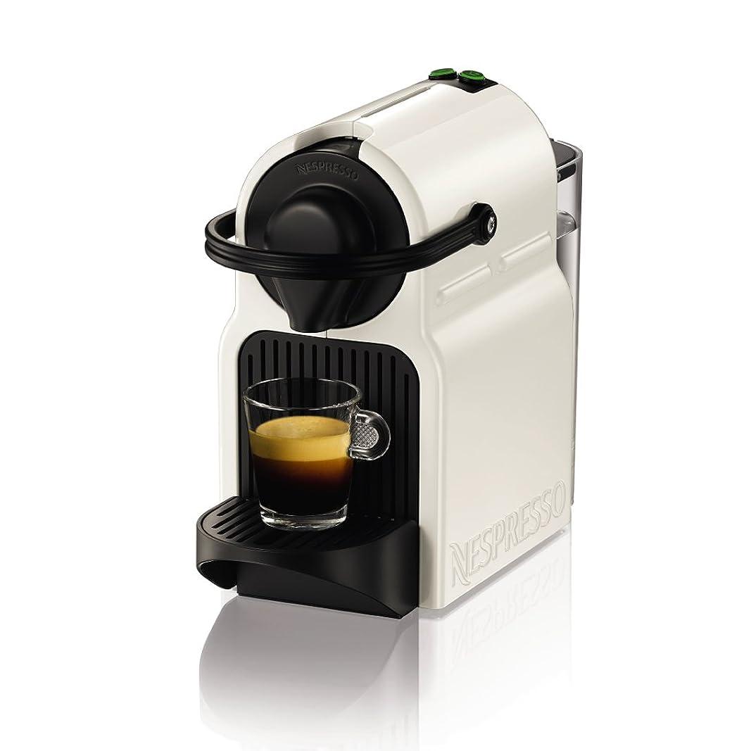 外交ジャム従うネスプレッソ コーヒーメーカー イニッシア ホワイト C40WH