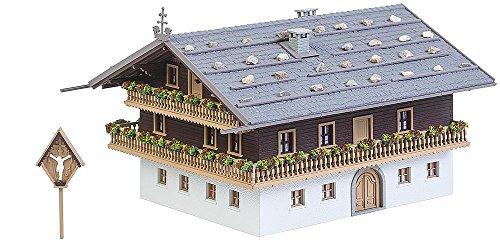 Faller FA 130554 - Alpenhof, Zubehör für die Modelleisenbahn, Modellbau