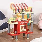 Zoom IMG-2 homcom cucina giocattolo per bambini