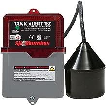 SJE Rhombus 1036595 Tank Alert EZ- TaEZ-02H, 240 VAC with 15' SJE Signal Master High Level