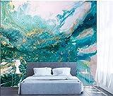 Fotomurale Foresta pluviale Tropicale Fiori Fiori Foglie di banano Sfondo Dipinto Soggiorno Camera da Letto Carta da Parati murale di Grandi Dimensioni