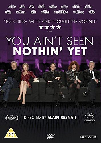 You Ain't Seen Nothin' Yet ( Vous n'avez encore rien vu ) ( Ihr werdet euch noch wundern (You Aint Seen Nothing Yet) ) [ NON-USA FORMAT, PAL, Reg.2 Import - United Kingdom ]