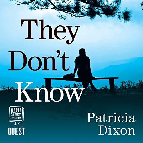They Don't Know audiobook cover art