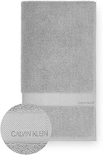 Calvin Klein Tracy Handtücher, GREY, Hand Towel