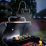 72-3101 Chef Buddy Adjustable LED Barbeque Grill Light Black other-size 1