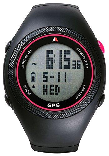 ショットナビ(Shot Navi) ランニング GPS ウォッチ Actino (アクティノ) WT300 ヴァーミリオン