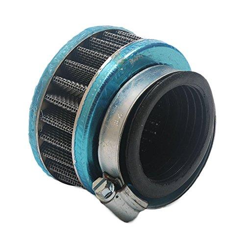 Bijenkorf Filter, Aftermarket 44mm High Speed Air Filter, Go-Kart, Vuilfiets, Pocket Bike, ATV, Bromfiets