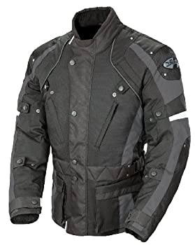 Joe Rocket Ballistic Revolution Men's Textile Riding Jacket