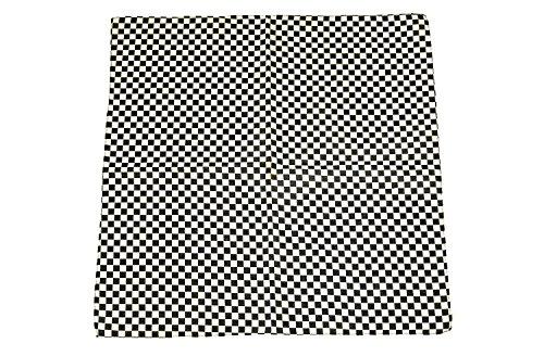 Checkered bandana white/black - Zac's Alter Ego