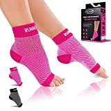 Plantar Fasciitis Socks with Arch Support (1 Pair) - Compression Foot Sleeves