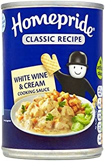 homepride white wine sauce