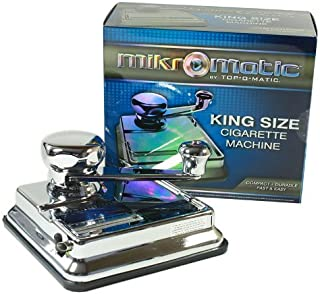 Mikromatic King Size Cigarette Tube Injector Machine by Top-O-Matic