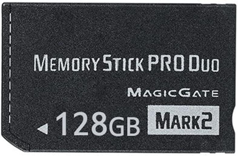 Original128GB High Speed Memory Stick Pro Duo(Mark2) PSP Accessories/Camera Memory Card