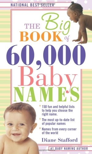Compare Textbook Prices for The Big Book of 60,000 Baby Names  ISBN 9781402209505 by Stafford, Diane