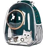 allforyou 2020 Astronauta Ventana Burbuja llevando Bolsa de Viaje Espacio Transpirable cápsula Transparente Mascota Portador Bolsa Perro Gato Mochila