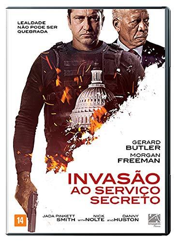 Invasão ao Serviço Secreto [DVD]