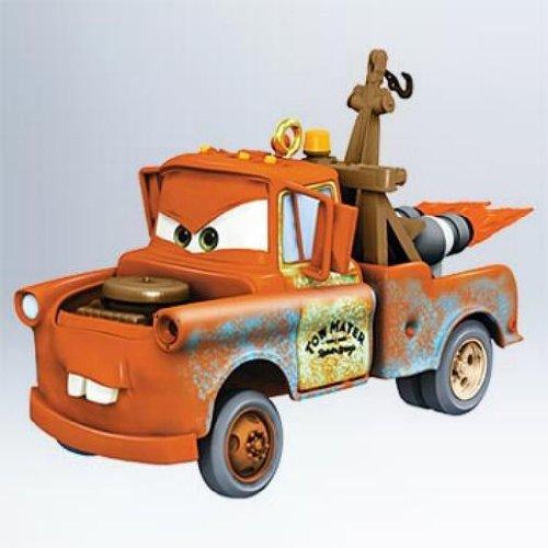 Hallmark Secret Agent Mater Disney Pixars Ornament - QXD1619
