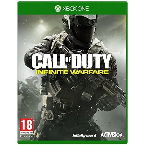 Call Of Duty: Infinite Warfare Standard Edition w/ Extra Content and Pin Badges (Exclusive to Amazon.co.uk) - Xbox One - [Edizione: Regno Unito]