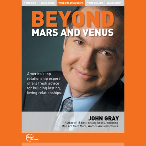 Beyond Mars and Venus (Live) audiobook cover art