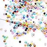 Immagine 2 beliof set perline colorate piccole
