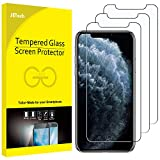 JETech Screen Protector for Apple iPhone 11 Pro Max and iPhone Xs Max 6.5-Inch, Tempered Glass Film, 3-Pack