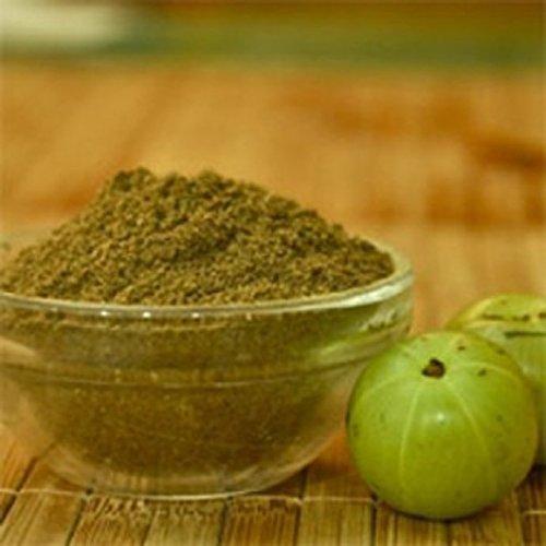 Dayna SriSatymev Amla Ritha Shikakai Powder Natural Dry Herb for Hair Treatment - 300 Grams