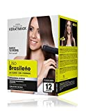 Be Natural - Kit Alisado Brasileño Keratimask - resultado profesional...