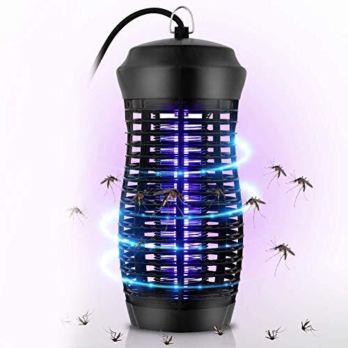 Preisvergleich Produktbild T98 UV Insektenvernichter,  Elektrischer Insektenvernichter,  6W UV-Licht Camping Mückenlampe,  Tragbare Moskito Fliegen Insektenlampe for Drinnen und Draußen