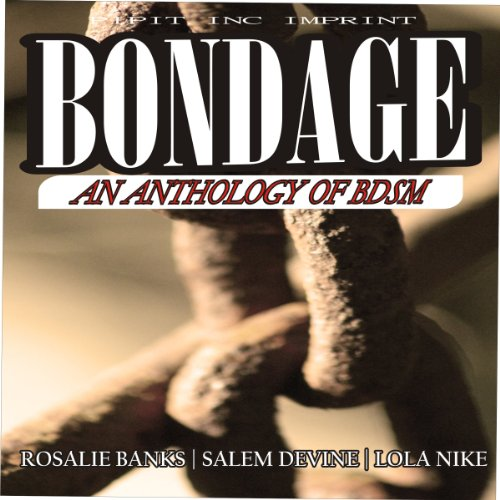 Bondage audiobook cover art