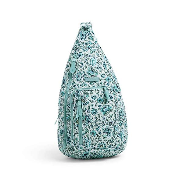 Vera Bradley Women's Signature Cotton Sling Backpack