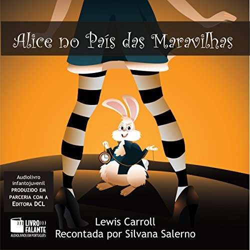 Alice no País das Maravilhas [Alice in Wonderland] cover art