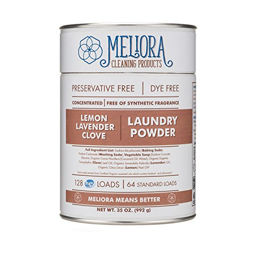 Meliora Cleaning Products Laundry ...