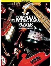 COMP ELECTRIC BASS PLAYER - BK: The Method: The Method Book 1 (Complete Electric Bass Player)