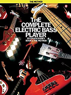 The Complete Electric Bass Player, Book 1: The Method