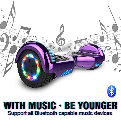 Hoverboard GeekMe Elektro Scooter Self kaufen  Bild 1*
