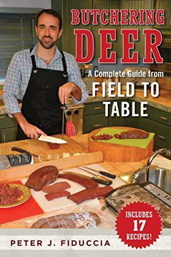 deer butchering - 3