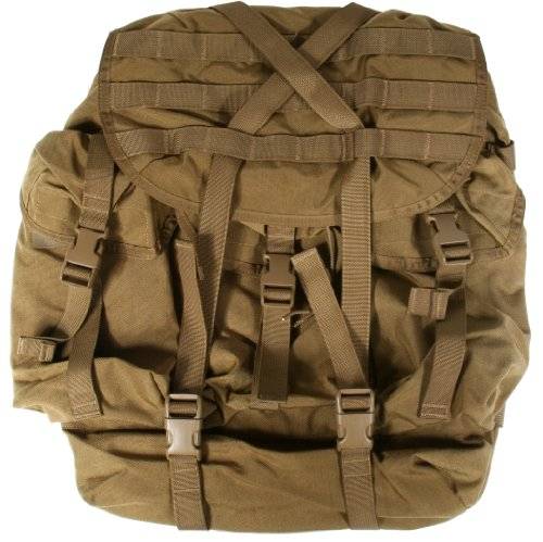 SpecOps SO100200211 Recon Ruck Ultra Backpack, Coyote Brown