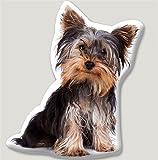 Adorable Cojines - Yorkie - cojín en forma de Yorkshire Terrier