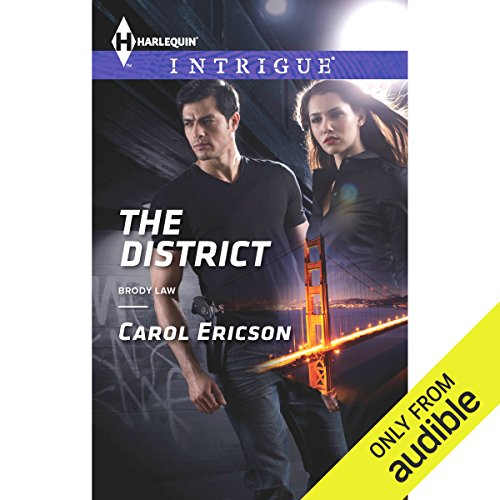 The District audiobook cover art