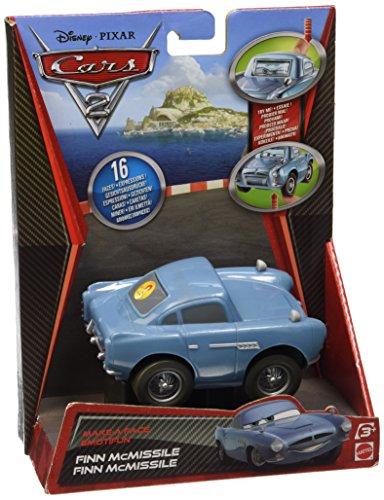 Cars 2 Mattel–v9858–Fahrzeug Miniatur Finn McMissile Emotifun