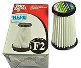 Dirt Devil Upright Vacuum Cleaner Style F2 Hepa Filter