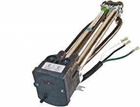 6kW Therm Products C3564-1 240V Hot Springs Double Barrel Low-Flo Heater with MANUAL RESET