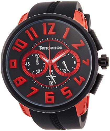 [テンデンス] 腕時計 Altec Gulliver ブラック文字盤 TY146002 正規輸入品 ブラック