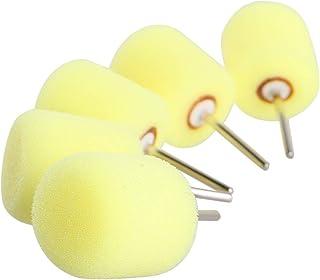 SGCB Mini polidor e acessórios para elipse Pad de espuma em formato redondo conjunto de almofadas de polimento de detalhes...
