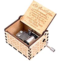 Fezlens Wood Music Boxes